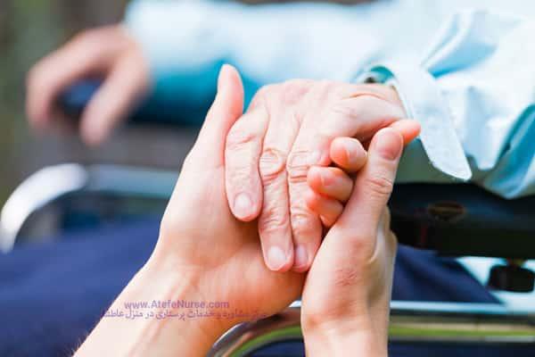 قیمت دستمزد پرستار سالمند