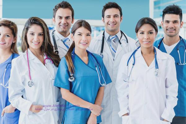 استخدام پرستار در منزل (بهیار، نگهدار و مراقب)